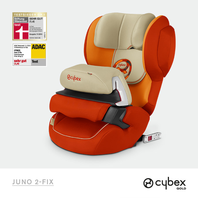 cybex juno 2 fix fotelik 9 18 kg monta z isofix 5 gwiazdek test adac. Black Bedroom Furniture Sets. Home Design Ideas