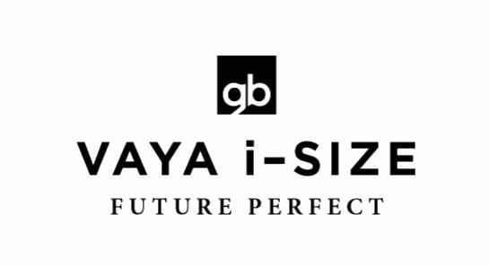 GB Vaya I-Size Future Perfect 2017