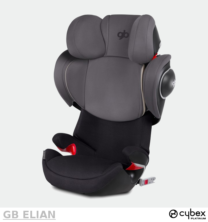 cybex gb elian fix fotelik 15 36 isofix sklep cybex. Black Bedroom Furniture Sets. Home Design Ideas